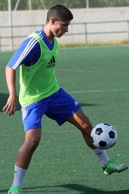 Lander Hernández es el segundo fichaje del Ontinyent de cara a la 2016-17. OntinyentCF