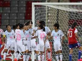 Japón es la gran favorita para alzarse con el título. EFE