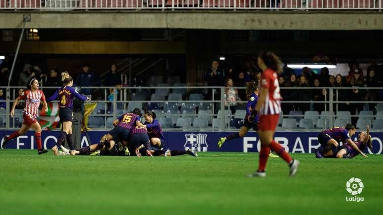 Barcelona y Atlético quieren llegar lejos en Champions. LaLiga