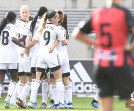 'Real Madrid TV' a finalement pu retransmettre Tacón-Sporting de Huelva. LaLiga