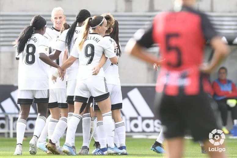 El Real Madrid no tuvo problemas para emitir el encuentro del CD Tacón. LaLiga