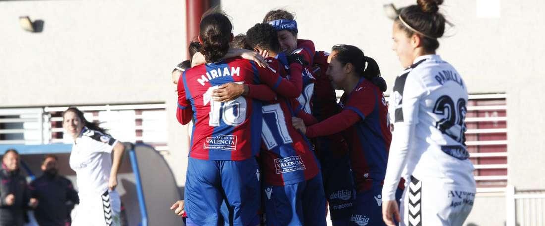 El Levante despertó a tiempo y goleó al Albacete. LaLiga