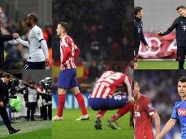 Les grands clubs face à une crise sportive. EFE - AFP