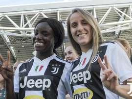 Jour historique pour la Juventus. Twitter/JuventusFCWomen