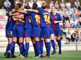 El Barça es el único equipo español en la competición europea. FCBarcelona