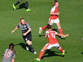 El Bayern Femenino venció al Arsenal en Sevilla. FCBayern