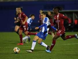 El Logroño venció 1-3. RCDEspanyol