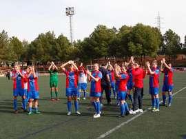 El Levante Femenino ha sumado su quinto triunfo consecutivo. LUDFemenino