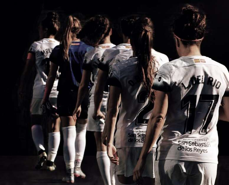 Un partido amistoso en Guadarrama como homenaje a las mujeres. MadridCFF