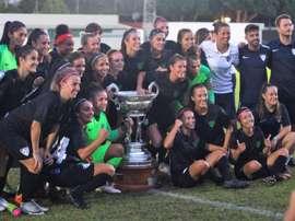 El Málaga superó al Benfica en el Trofeo Costa del Sol. BeSoccer