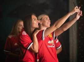 El United Femenino ya ha tomado forma. EFE/Archivo