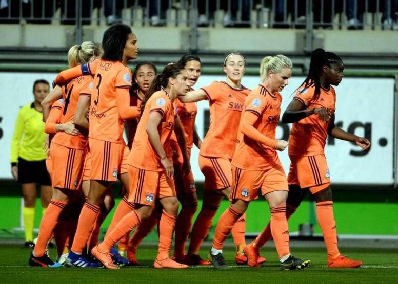 La Ligue des Champions féminine se jouera à Bilbao et Saint-Sébastien. Twitter/OLfeminin