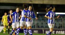 El Sporting de Huelva cree que la Liga Iberdrola crecerá más con el Madrid. LaLiga