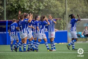 El Sporting de Huelva aprovecha la relajación del Eibar. LaLiga