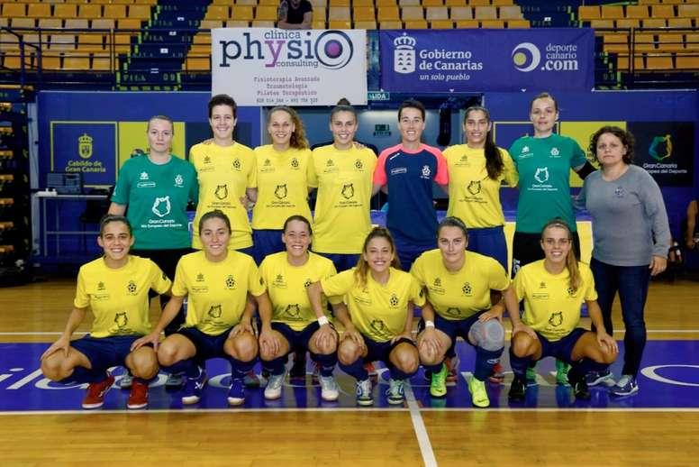 Cristina Gimeno, orgullosa de su equipo pese al resultado. Teldeportivo
