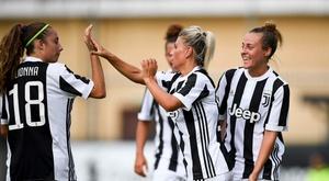 In 39.000 per Juve-Fiorentina femminile. JuventusFCWomen