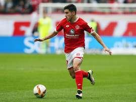 El cántabro llega libre del Mainz 05. UD_LasPalmas