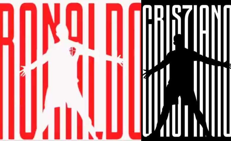 Le Padova a copié la présentation de Cristiano par la Juventus. Padova/Juventus