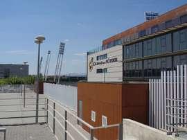 Las Rozas y la Ciudad del Fútbol. Twitter