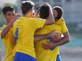 Las semifinales de la Copa de Campeones, competición que se está disputando en Vera, serán Espanyol-Sevilla y Las Palmas-Málaga. UDLasPalmas