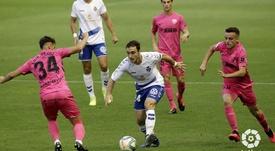 Luis Muñoz está de vuelta. LaLiga