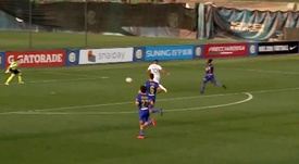 Lautaro hizo doblete. Captura/Inter