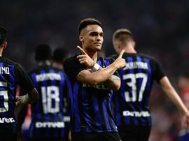 Lautaro est le deuxième de la liste. Inter