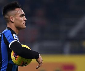 Lautaro will have to wait until 2021. AFP