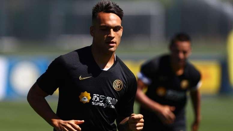 Marotta opinó sobre Lautaro. Inter