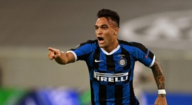 Lautaro's agents will go to Barcelona. EFE