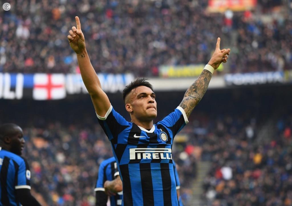 A Inter oferece um supersalário a Lautaro para afastá-lo do Barça ...