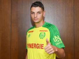 Nantes appoint Girotto as their new player. FCNantes