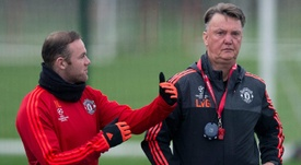 Rooney believes United missed the mark with Van Gaal sacking. AFP