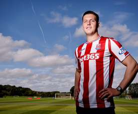 Wimmer was delighted with the win over Watford. StokeCityFC