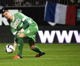 Butelle regresa a la Ligue 1. AFP