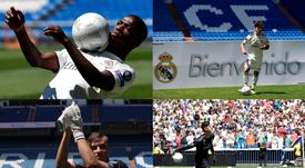 Le nouveau Real Madrid. AFP/EFE/BeSoccer