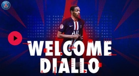 Abdou Diallo rejoint le Paris Saint-Germain. PSG