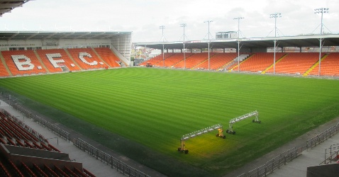El Blackpool aún no ha tocado fondo. BlackpoolFC