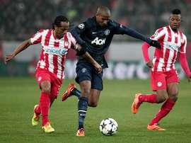 El futbolista inglés no entra en los planes de Mourinho. EFE/Archivo