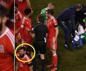 ¿Sería consciente de lo que estaba pasando el Irlandés?. FootballDaily