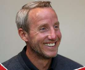 Lee Bowyer has been fined £1,500 fine for a rant at a referee. twitter.com/CAFCOfficial