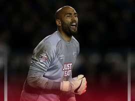 Lee Grant se suma a las filas del Stoke. StokeCity