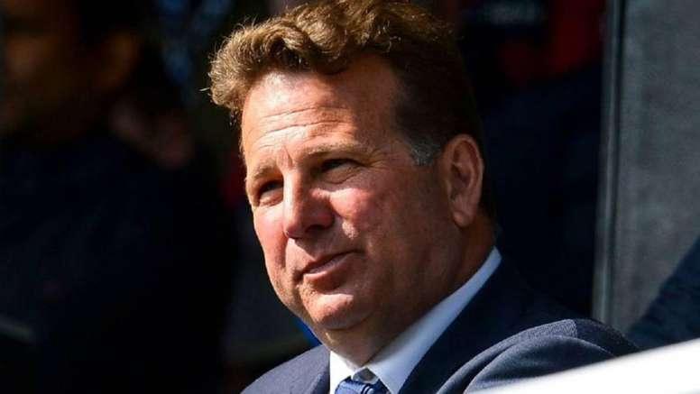 Lee Hoos, CEO del Queens Park Rangers, censuró el racismo. QPR