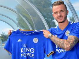 Puel was full of praise for Maddison after his maiden England call-up. LCFC