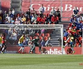 El Mallorca cayó ante Alcorcón. LaLiga