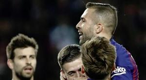 Le Barça attaque avec sa défense