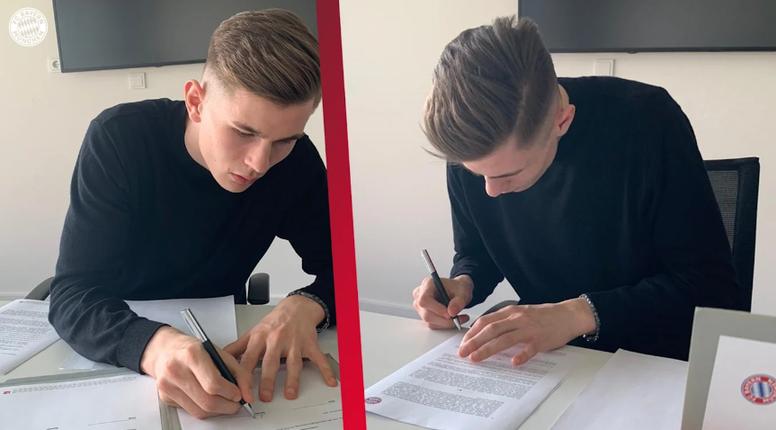 Jastremski firmó contrato hasta 2023. Bayern