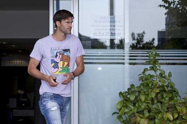 Leo Franco vuelve a España. Twitter