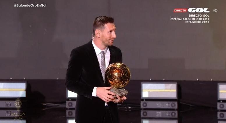 Suivez le direct de la cérémonie du Ballon d'Or. FranceFootball