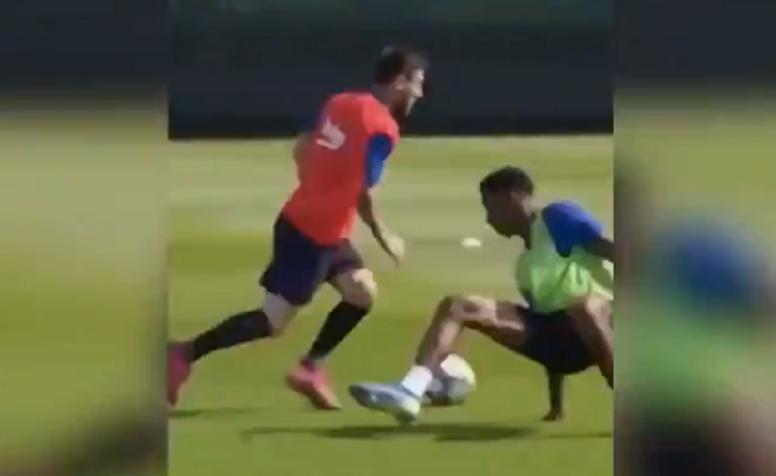Messi, de golazo en golazo. Twitter/SC_ESPN